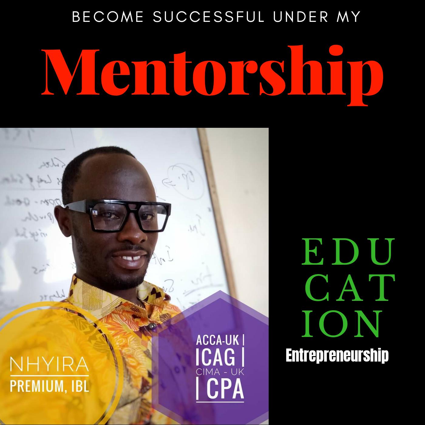 Nhyira Premium l Education & Entrepreneurship l